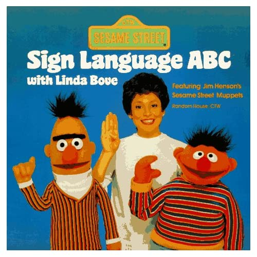 Sesame Street Sign Language ABC with Linda Bove (Pictureback(R