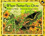 Where Butterflies Grow (Picture Puffins) (0140558586) by Ryder, Joanne