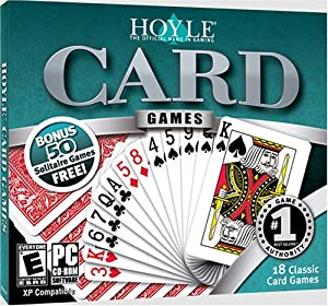 Hoyle Card Games (Jewel Case) [Old Version]