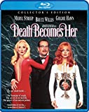 Death Becomes Her: Collector's Edition [Blu-ray]