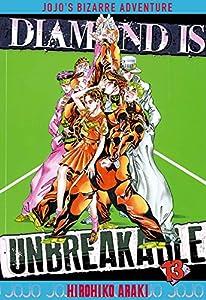 Diamond is Unbreakable - Jojo's Bizarre Adventure Saison 4 Nouvelle édition Tome 13