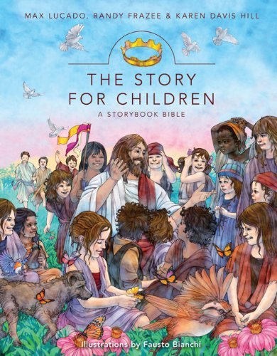 The Story for Children, a Storybook Bible (Story, The)