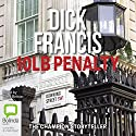 10-lb Penalty Audiobook by Dick Francis Narrated by Tony Britton