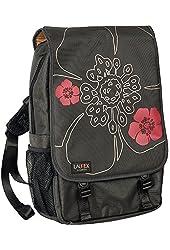"Laurex 15.6"" Laptop Backpack (Gun Metal)"