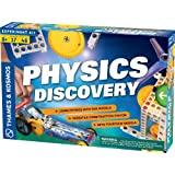 2 Item Bundle: Thames & Kosmos Physics Discovery Science Experiment Kit with Free... by Thames & Kosmos