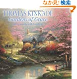 Thomas Kinkade Gardens of Grace with Scripture 2013 Wall Calendar