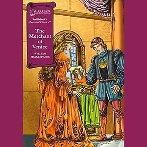 The Merchant of Venice Audiobook