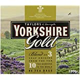 Yorkshire Gold tea in tea bags-box 80 bags