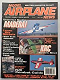img - for Model Airplane News, March 1996 book / textbook / text book