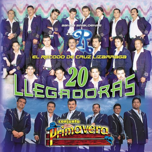 banda el recodo - 20 Llegadoras - Zortam Music