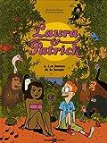 echange, troc Riad Sattouf, Mathieu Sapin - Laura & Patrick, Tome 1 : Les jeunes de la jungle