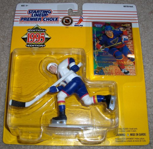 1995 Brendan Shanahan NHL Starting Lineup Figure