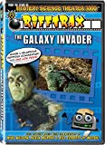 Rifftrax: Galaxy Invader [DVD]  [Region 1] [US Import] [NTSC]