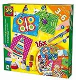 SES Creative - Aprendo a pintar, kit de juego, multicolor (14837)