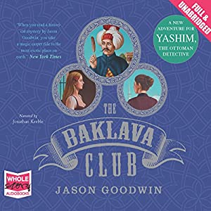 The Baklava Club Audiobook