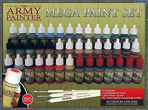 Army Painter Mega Paint Set Ii Best Deals Toys