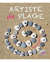 Artiste de plage