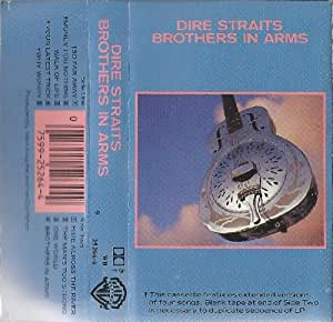 Brothers in Arms (Audio Cassette)