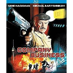Company Business [Blu-ray]