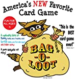 61MABgTivQL. SL160  Bag O Loot, the best new card game of the year. A captivating blend of rummy, go fish, and poker. Something for everyone in the whole family to enjoy! Truly awesome fun. Great mix of strategy, luck, interaction and emotions. The greatest way to spend an evening with your friends. Everybody really DOES love Bag O Loot!