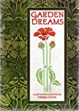 "GARDEN DREAMS "" ...a collection of nine essays by well-known writers, musing on gardens they would like to create...Cook has beautifully illustrated it by painting some cover designs of early century garden books. """