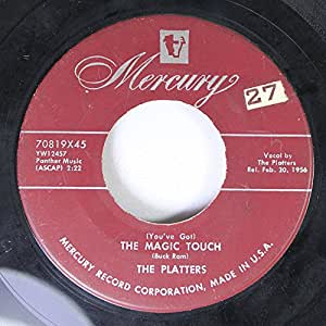 The Platters The Magic Touch Winner Take All The