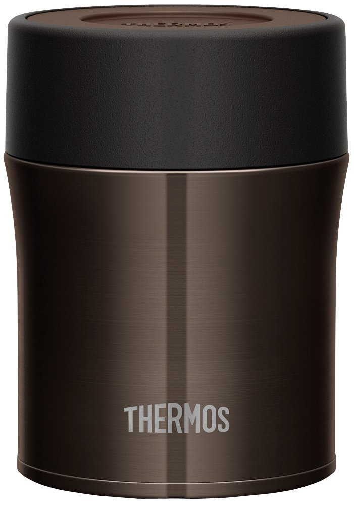 THERMOS 真空断熱フードコンテナー 0.5L ブラック JBM-500 BK »