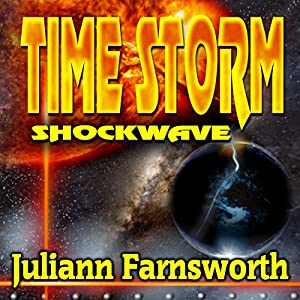 Time Storm Shockwave Audiobook