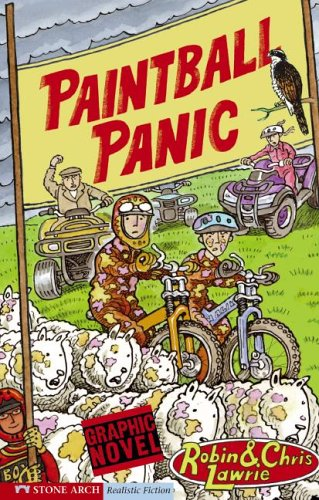 Paintball Panic (Ridge Riders (Graphic Novels))