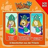 Wickie 3-CD Hörspielbox Vol. 1