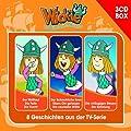 Wickie 3-CD H�rspielbox Vol. 1