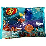 Jelly Belly Beans 100 Individually packaged Fun Packs Dory themed
