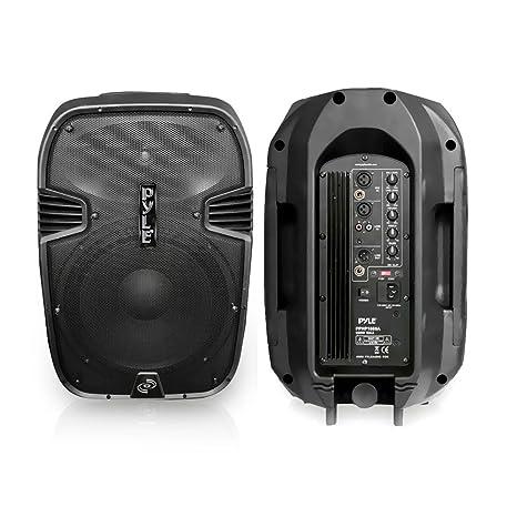 Pyle PPHP1085A Enceinte pour MP3 & Ipod Noir