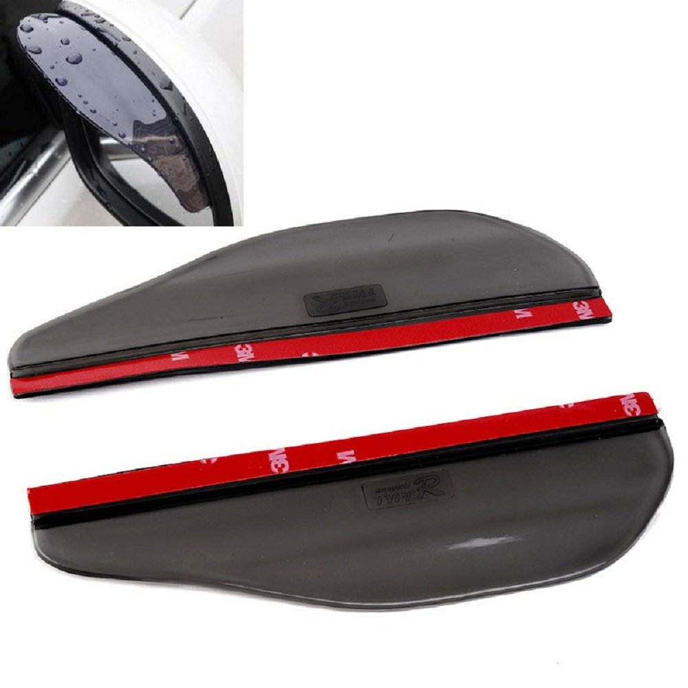 Universal Black Car Rain Sun Visors for VW Lupo Santana Touran Tiguan Jetta Vento Bora Sharan Touareg Phaeton Routan Gol XL1 UP! CC Eos Polo Passat Scirocco Golf Beetle Caddy car interior atmosphere lights for volkswagen vw polo passat b5 b6 cc golf 4 5 6 7 touran t5 tiguan bora scirocco accessories