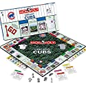 MLB Collector's Edition Baseball Monopoly Game - Chicago Cubs