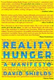 Image of Reality Hunger (Vintage)