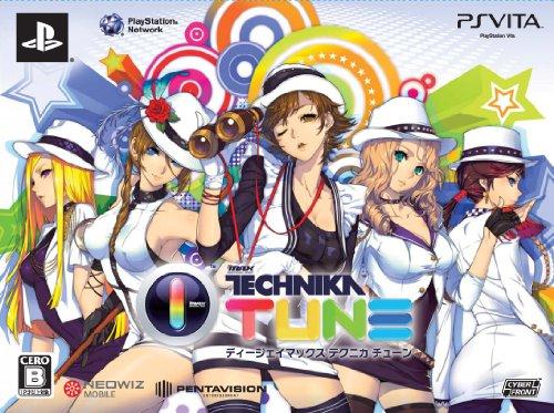 【ゲーム 買取】DJMAX TECHNIKA TUNE (限定版:ビジュアルブック&サウンドトラックCD 2枚組み&オリジナルストラップ同梱)