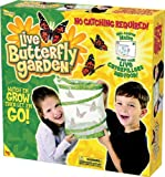 Pop Up Butterfly Garden With Coupon For 5 Caterpillars And Food