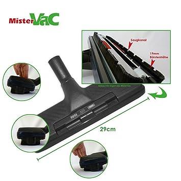Bodendüse umschaltbar geeignet Panasonic MC-E740