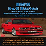 BMW 5 & 6 Series: E12, E24, E28, E34 Restoration Tips & Techniques