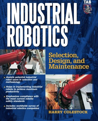 Industrial Robotics [Colestock, Harry] (Tapa Blanda)