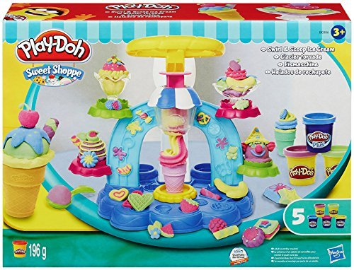 Play-Doh Sweet Shoppe Swirl and Scoop Ice Cream Playset by Play-Doh (Play Doh Swirl Ice Cream compare prices)