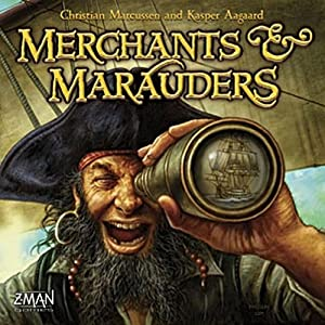 Buy Z Man Games - Z-man Games Merchants & Marauders