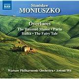 Stanislaw Moniuszko : Ouvertures