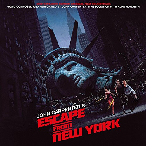 Escape from New York (Gatefold Sleeve) [180gm 2LP vinyl]