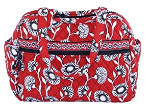 vera bradley baby bag deco daisy diaper tote bags baby. Black Bedroom Furniture Sets. Home Design Ideas