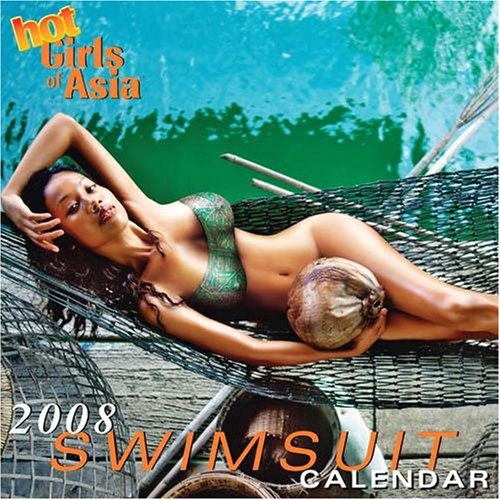 Sexy Girls of Asia, Hot 2008 Wall Calendar