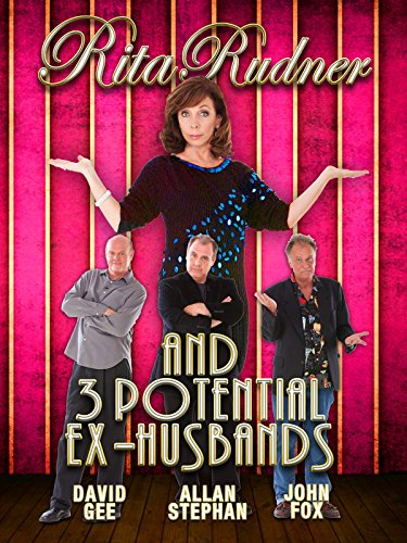 Rita Rudner And 3 Potential Ex-Husbands on Amazon Prime Video UK