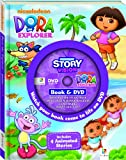 Dora the Explorer Story Vision Book & DVD