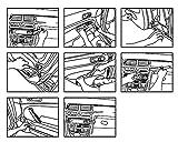 12-tlg-Innenraum-Verkleidungs-Demontage-Entriegelungs-Set